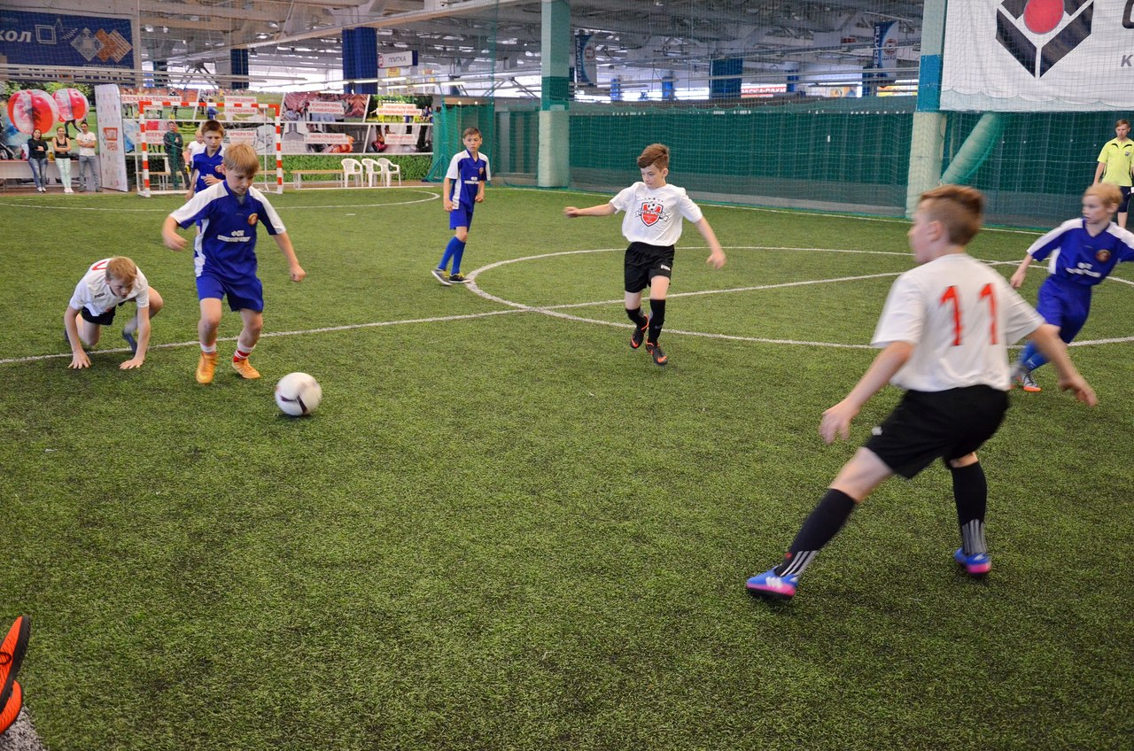 Футбол в Нити Арена 1