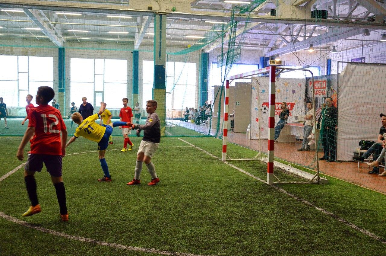 Футбол Рязань 2 Нити Арена