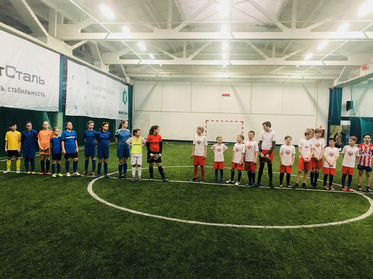 Футбол в Нити Арена 2